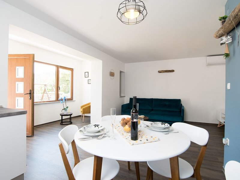 The Morning Star house near Opatija great luxury place for your vacation, holiday rental in Pasjak