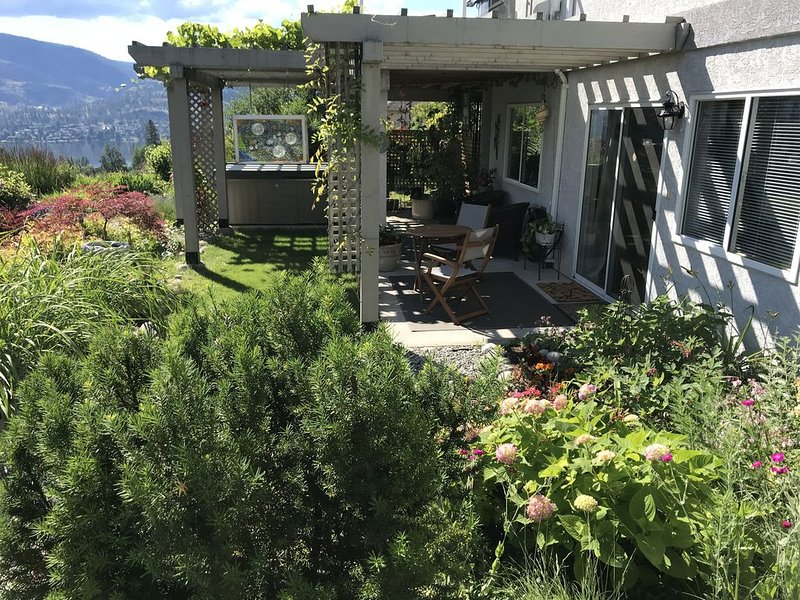 Private Lakeview Suite, holiday rental in Okanagan Falls