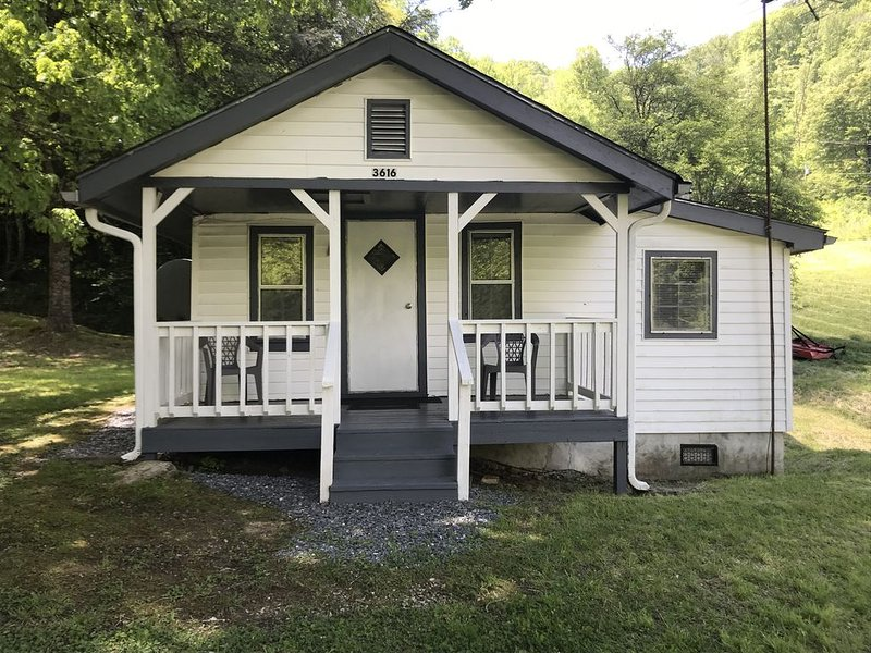 MOUNTAIN CABIN WITH PUBLIC LAKE ACCESS - BRING YOUR FISHING POLES AND KAYAKS, holiday rental in Topton