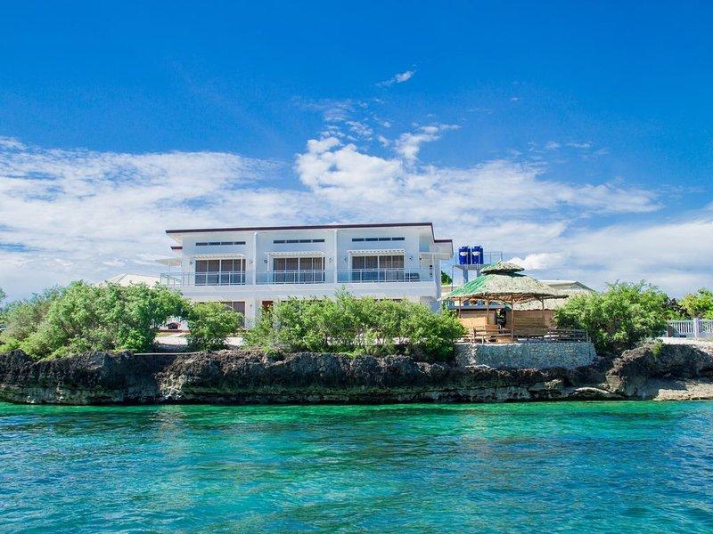 Pearl of Santa Fe.  unit # 1. Located in Bantyan Island ,Cebu Philippines., vacation rental in San Remigio
