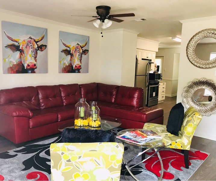 Wow Wow 3Minute Walking Distance to Dallas Cowboy Stadium/ Fun and more Fun �, holiday rental in Arlington