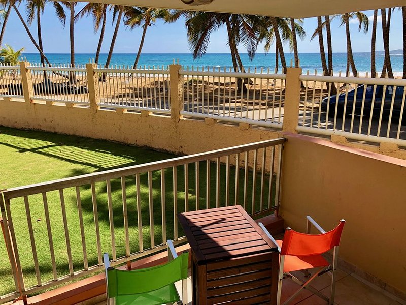 Ocean Breeze With A Pool, holiday rental in Luquillo