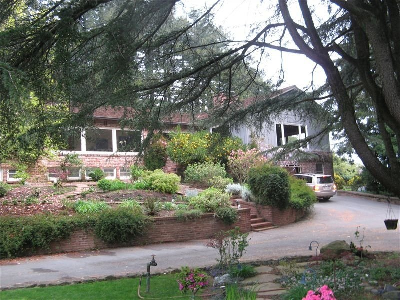 INCREDIBLE VIEWS, POOL & HOT TUB, SURROUNDED BY REDWOODS!, vacation rental in Castro Valley