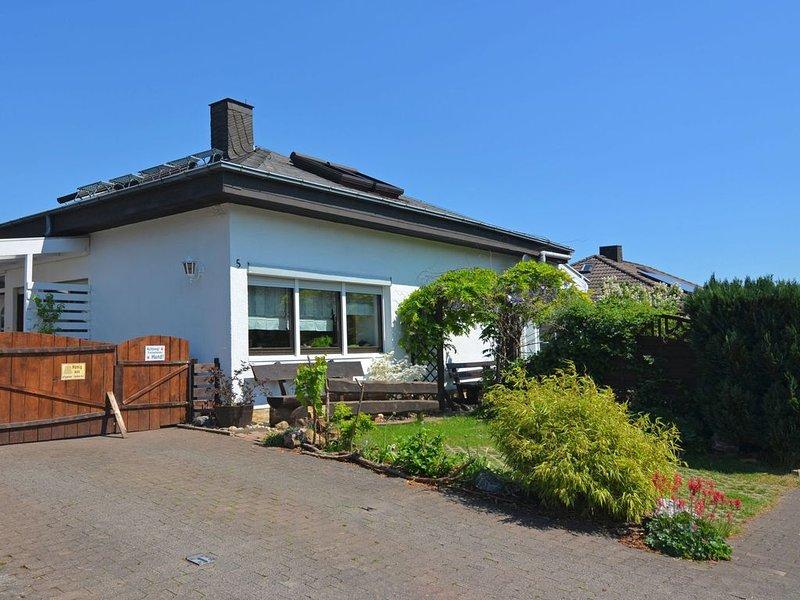 Pleasing Apartment in Battenberg Germany near Ski Area, holiday rental in Battenberg (Eder)