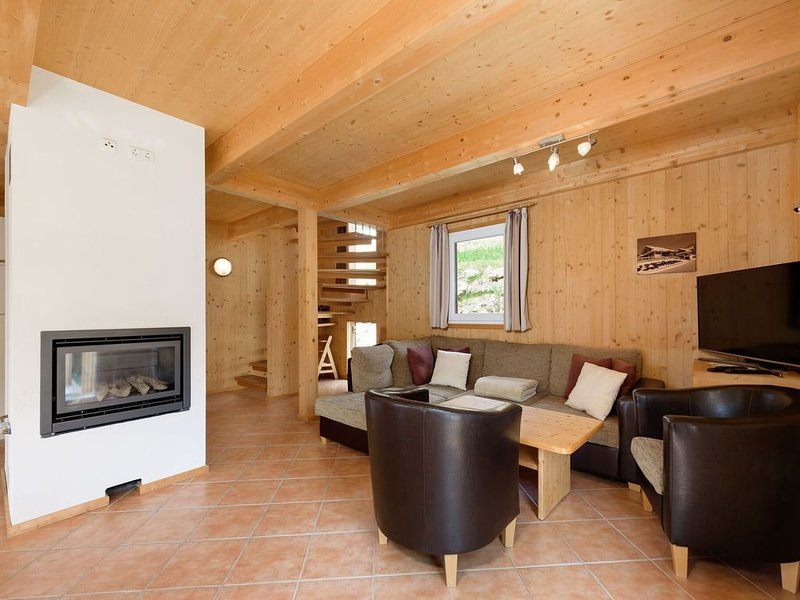 Cozy Chalet in Hohentauern with Sauna, holiday rental in Sankt Gallen