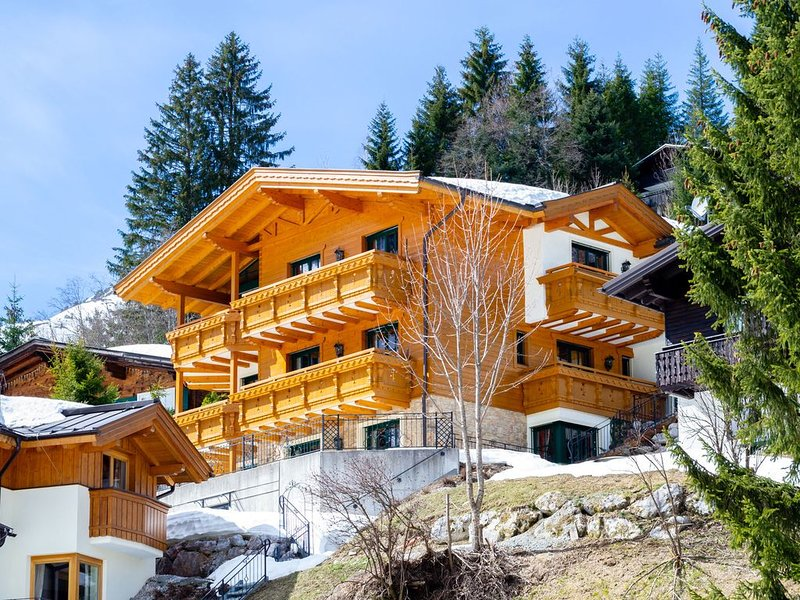 Cozy Apartment in Saalbach-Hinterglemm with Sauna, aluguéis de temporada em Saalbach-Hinterglemm