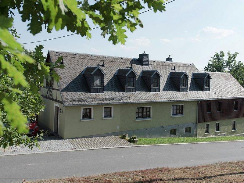 Lovely Apartment in Unterwürschnitz near Ski Area, location de vacances à Unterwurschnitz