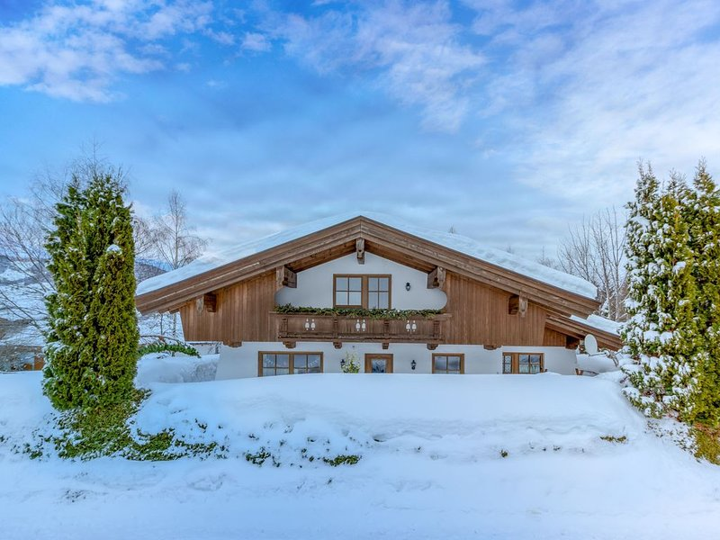 Beautiful Apartment near Ski Area in Kirchberg, holiday rental in Aschau bei Kirchberg