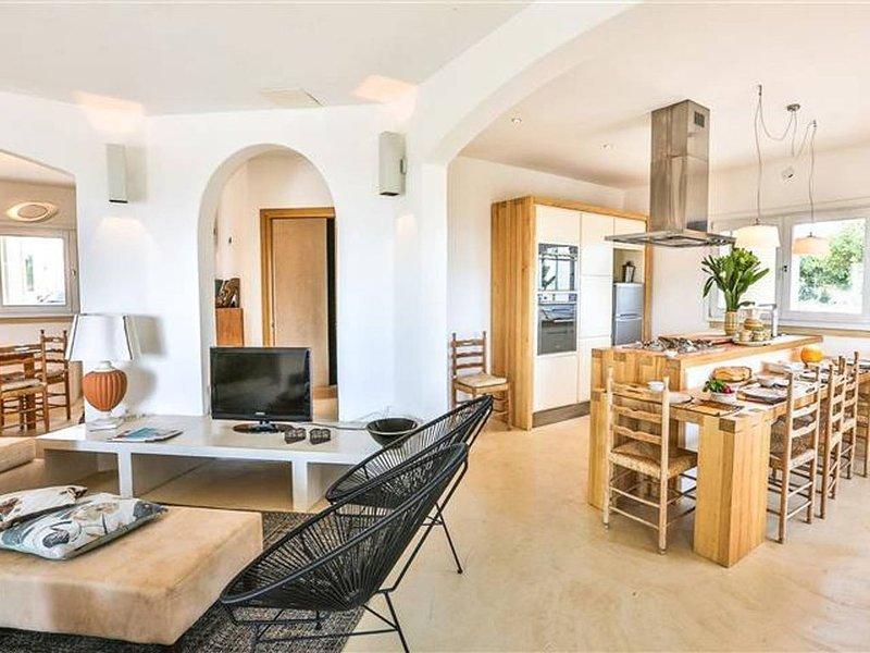 Villa Francese: Luxury Puglia villa with pool, holiday rental in Marina di Felloniche