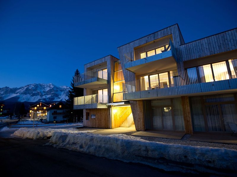 Modern Apartment near Ski Area in Schladming, location de vacances à Rohrmoos-Untertal