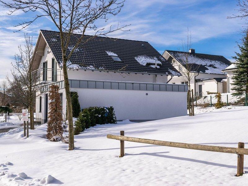Beautiful Villa with Garden in Küstelberg, casa vacanza a Kustelberg