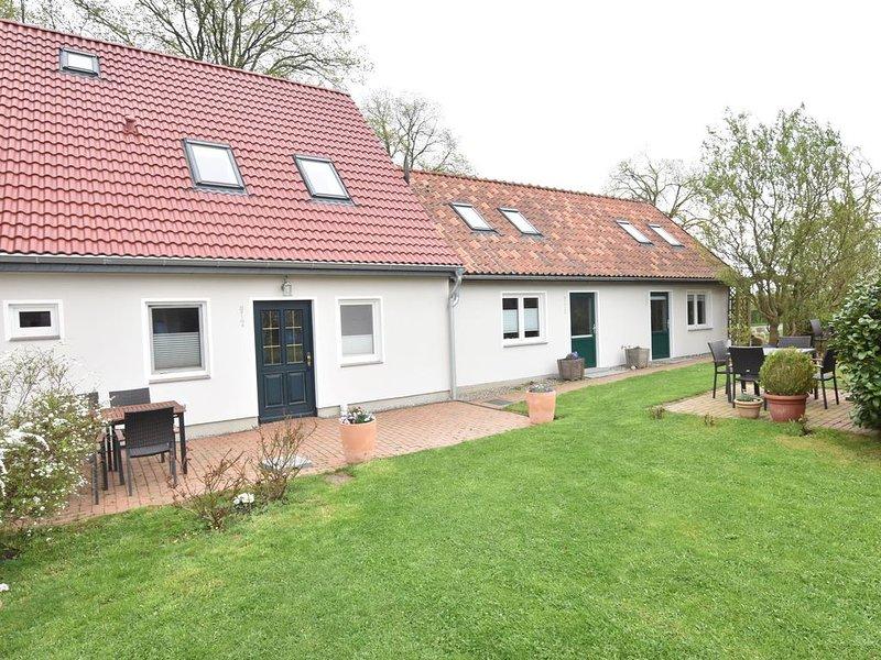 Lovely Apartment in Stellshagen with Garden, holiday rental in Stellshagen