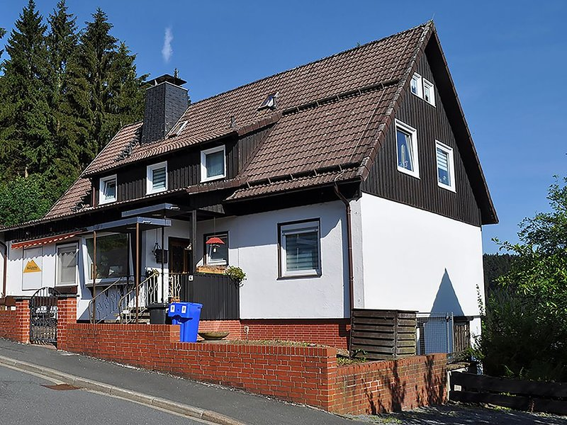 Large apartment in Wildemann in the Upper Harz, at the edge of the forest, holiday rental in Wildemann