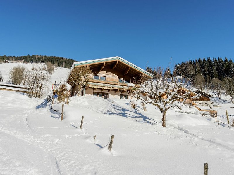 Modern Apartment near Ski Area in Saalbach-Hinterglemm, aluguéis de temporada em Saalbach-Hinterglemm