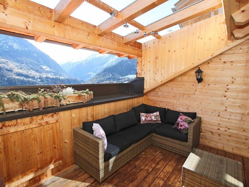 Cozy Apartment in Wenns with Garden, holiday rental in Arzl im Pitztal