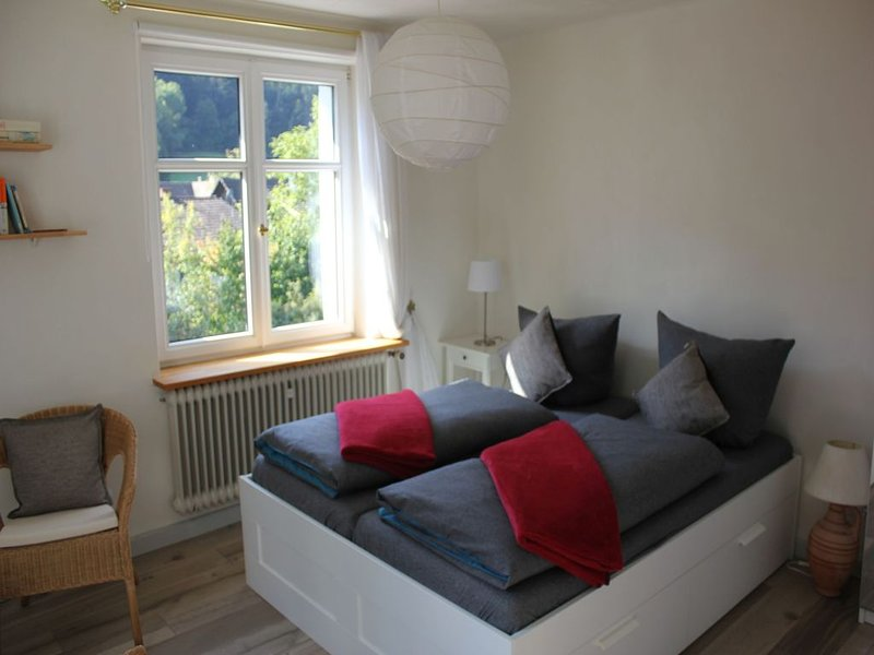 Appartement Waldhorn, 25qm, 1 Wohn-/Schlafzimmer, max. 2 Personen, location de vacances à Britzingen