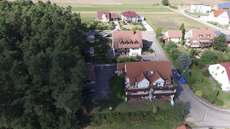 Ferienwohnung/App. für 6 Gäste mit 88m² in Mitteleschenbach (110986), vacation rental in Zandt