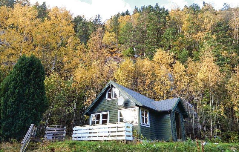 3 Zimmer Unterkunft in Vallavik, location de vacances à Granvin