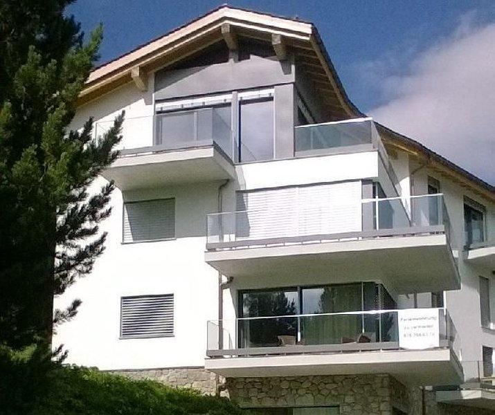 Ferienwohnung St. Moritz für 1 - 4 Personen mit 2 Schlafzimmern - Ferienwohnung, vacation rental in Engadin St. Moritz