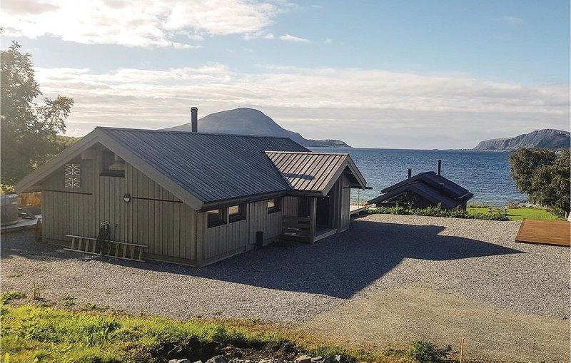 4 Zimmer Unterkunft in Hildre, casa vacanza a Møre og Romsdal