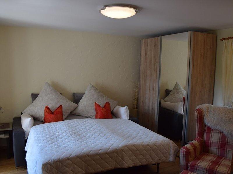 Appartement Jennerblick, für 2 Personen, location de vacances à Berchtesgaden