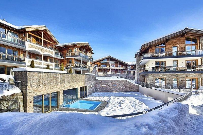 Ferienresort Das Wildkogel, Bramberg am Wildkogel, holiday rental in Schonbach