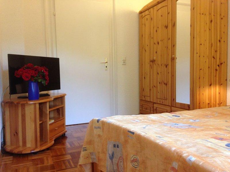 Apartment Family, 60sqm, 1 bedroom, max. 4 persons bedroom