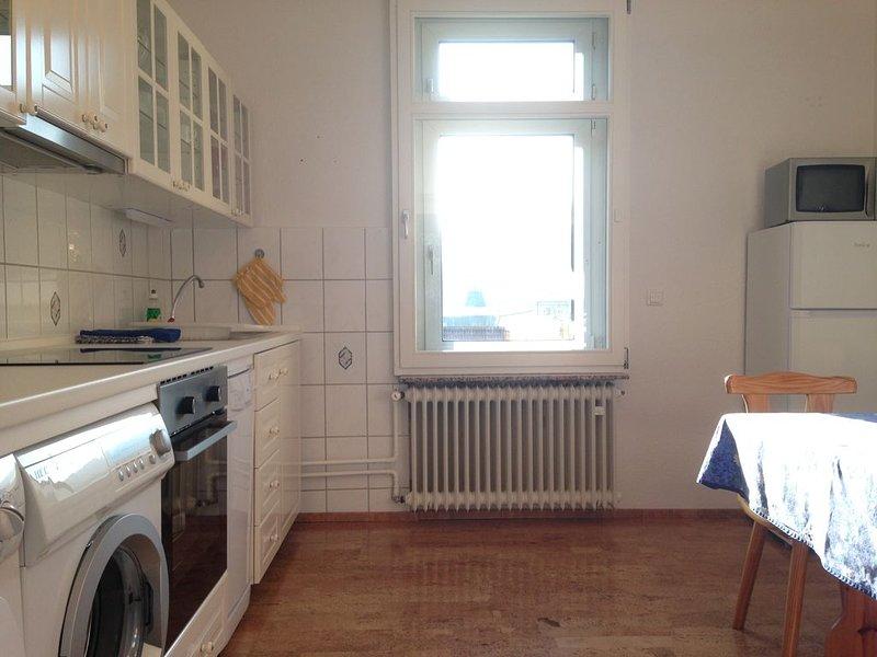 Apartment Family, 60sqm, 1 bedroom, max. 4 person kitchen