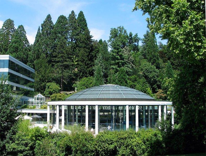Appartementhaus Dr. Vetter, (Baden-Baden), LHS 04644-Baden-Baden, Caracallatherme