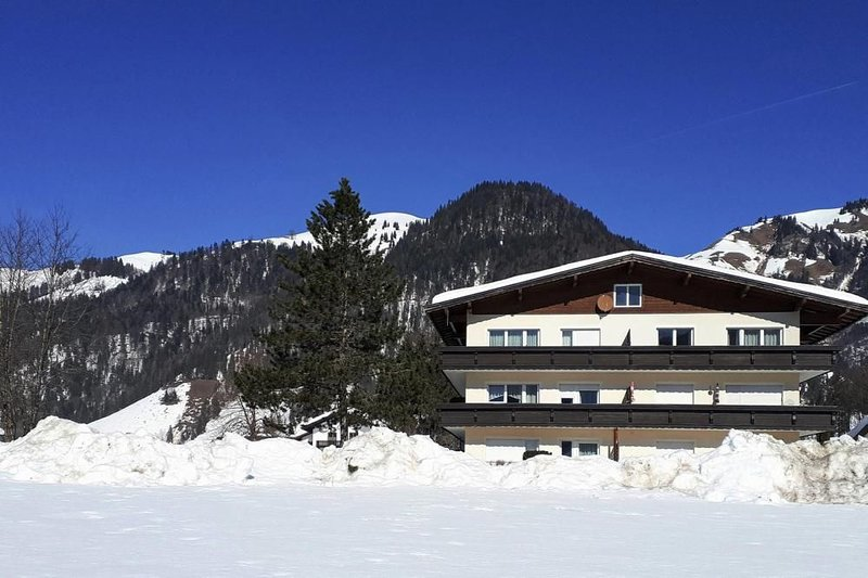 Appartements Tirolerhaus, Walchsee, vacation rental in Schwendt