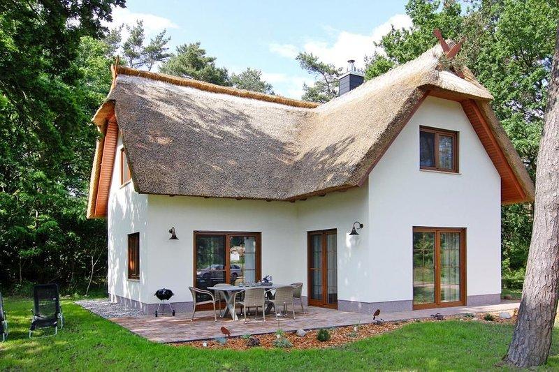Ferienhaus Kranichnest, Zirchow, holiday rental in Katschow