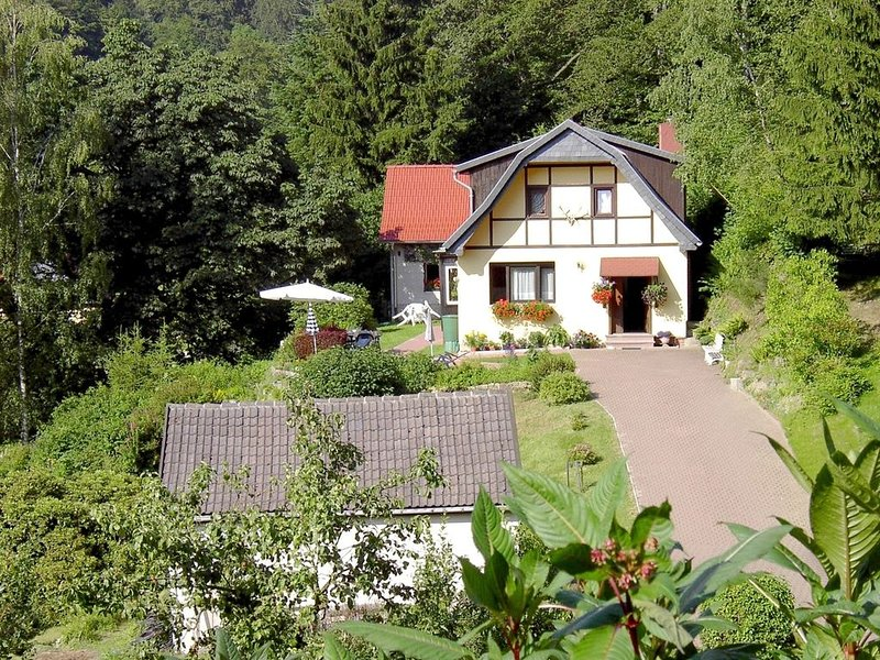 Ferienhaus für 3 Gäste mit 48m² in Südharz - Stolberg (110418), holiday rental in Urbach
