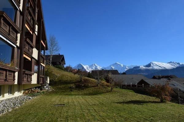 Ferienwohnung Beatenberg für 2 Personen - Ferienwohnung in Ein- oder Mehrfamilie, vacation rental in Spiez