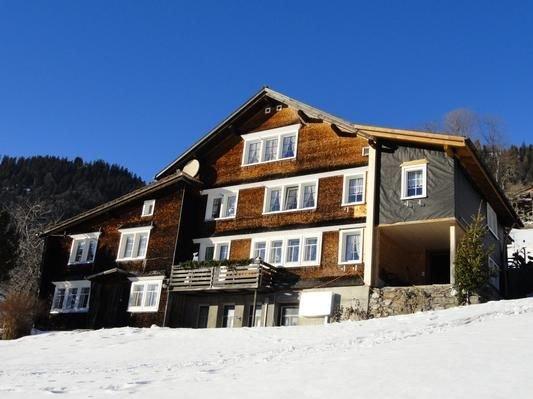 Ferienwohnung Alt St. Johann für 2 - 6 Personen mit 2 Schlafzimmern - Ferienhaus, holiday rental in Krummenau