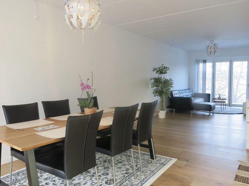 City Apartment in Kopenhagen mit 2 Schlafzimmern 4 Schlafplätzen, holiday rental in Copenhagen