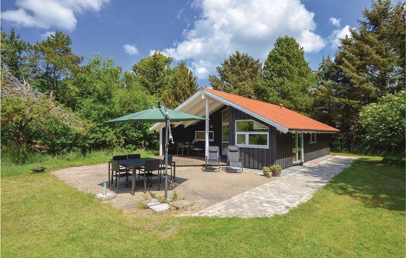 2 Zimmer Unterkunft in Nykøbing Sj, aluguéis de temporada em Jaegerspris