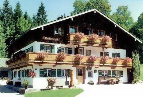 Ferienwohnung Meislerlehen, location de vacances à Hallein