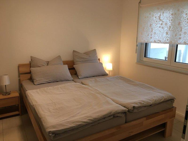 Ferienwohnung Gluiber, 48qm, 1 Schlafzimmer für 2-4 Personen, Ferienwohnung in Nürtingen