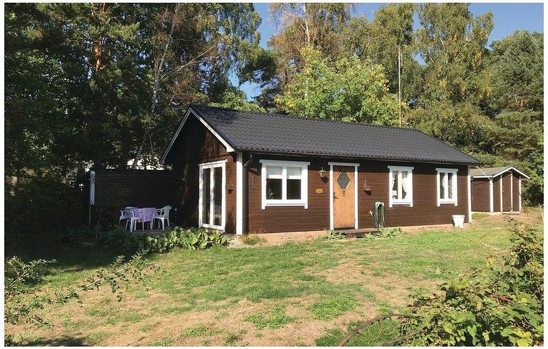 2 Zimmer Unterkunft in Löderup, holiday rental in Loderup
