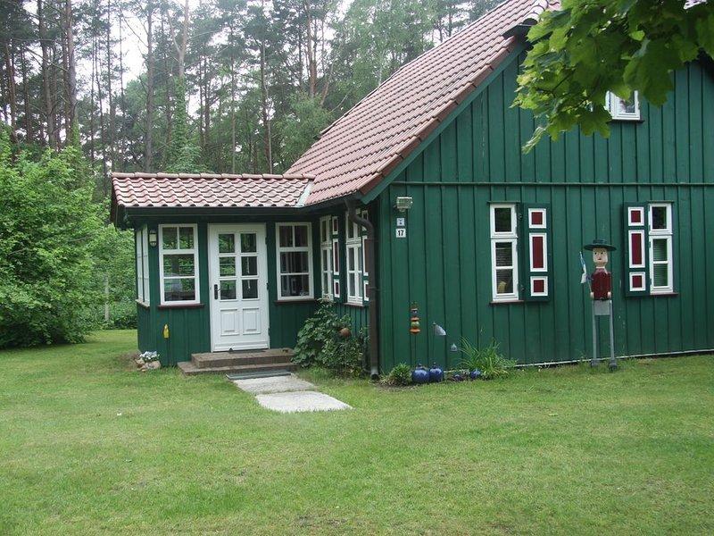 Ferienhaus für 4 Gäste mit 67m² in Wieck a. Darß (59015), alquiler vacacional en Wieck
