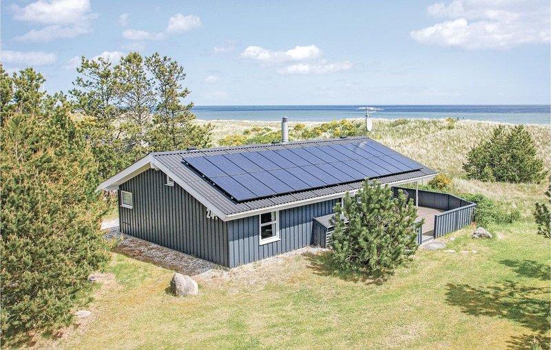 2 Zimmer Unterkunft in Sæby, location de vacances à Hou