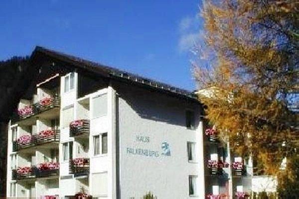 Falkenberg Wohnung 201, vacation rental in Oberstdorf