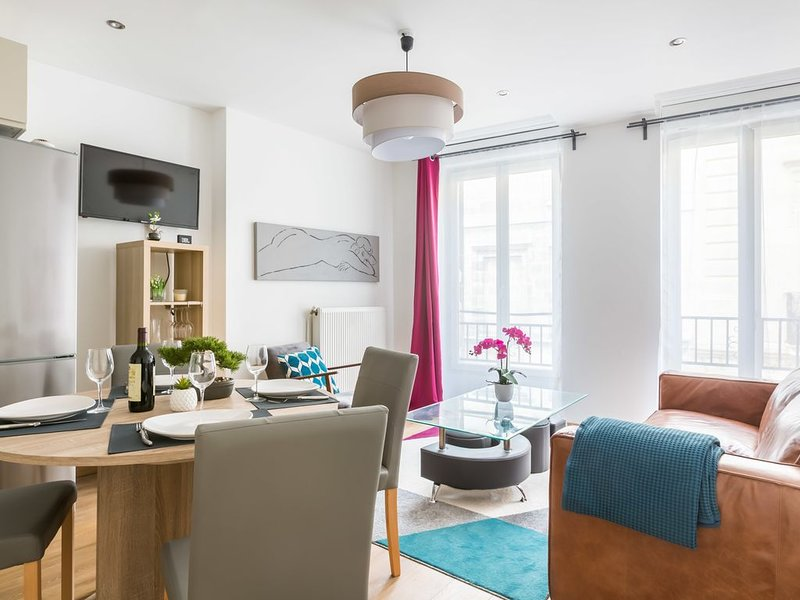 GuestReady - Appartement confortable 3 chambres Capucins, vacation rental in Talence