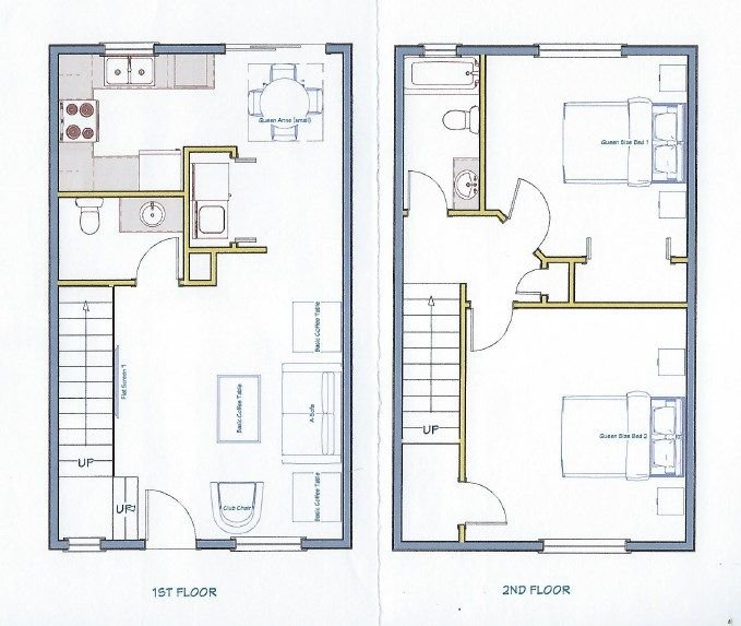 Floor Plan/ Private Entrance