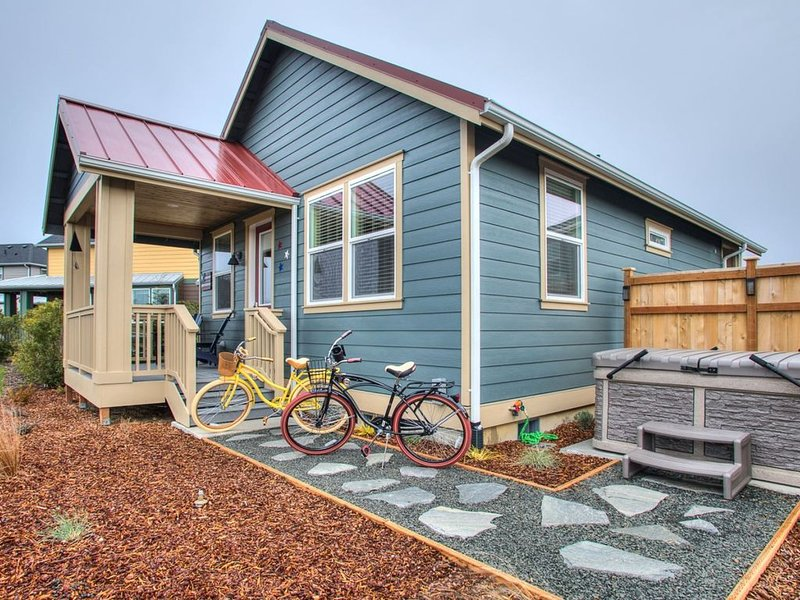 A Slice Of Americana at the Beach! – semesterbostad i Ocean Shores