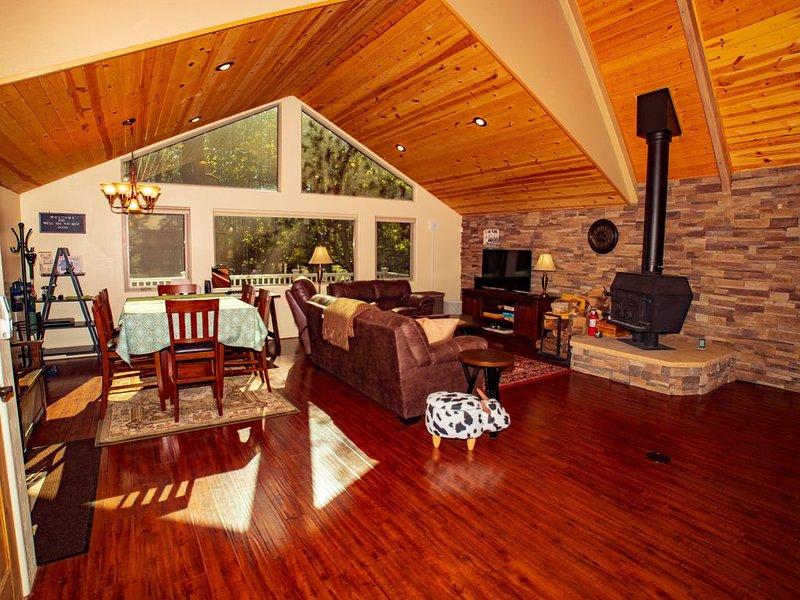 Serenity Creek Cabin, casa vacanza a Crown King