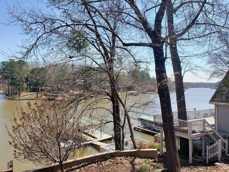 Sweet Cabin on Jackson Lake - No Wake Zone, location de vacances à Locust Grove