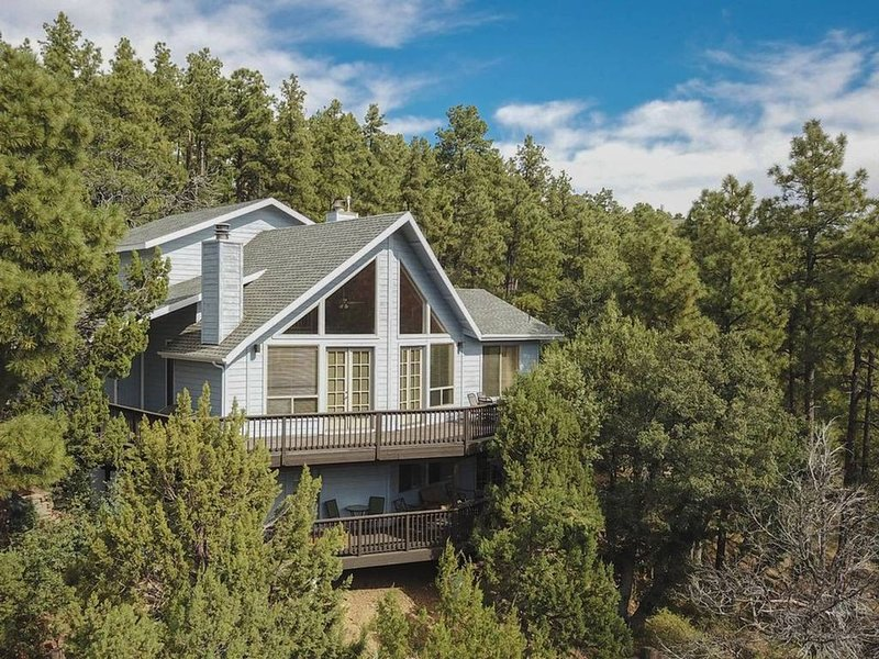 Family Cabin in the Pines, aluguéis de temporada em Prescott