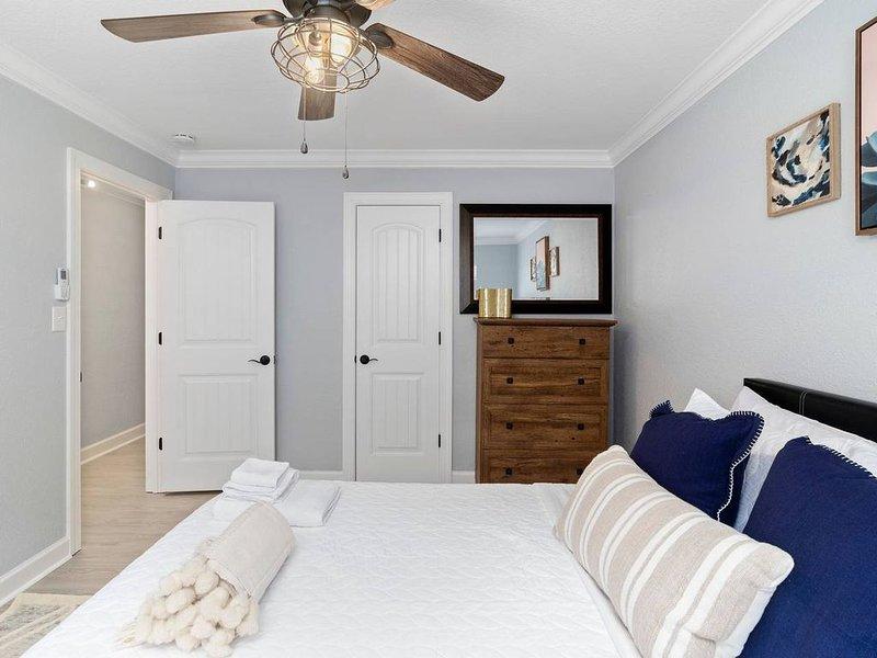 Sea Shack Island Suite, alquiler de vacaciones en Portsmouth
