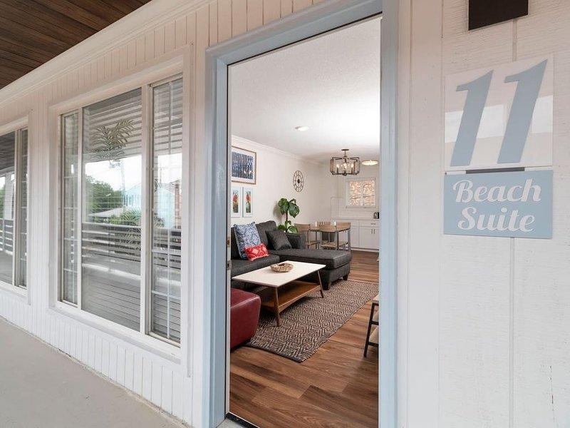 Dune Cottage Beach Suite, holiday rental in Norfolk